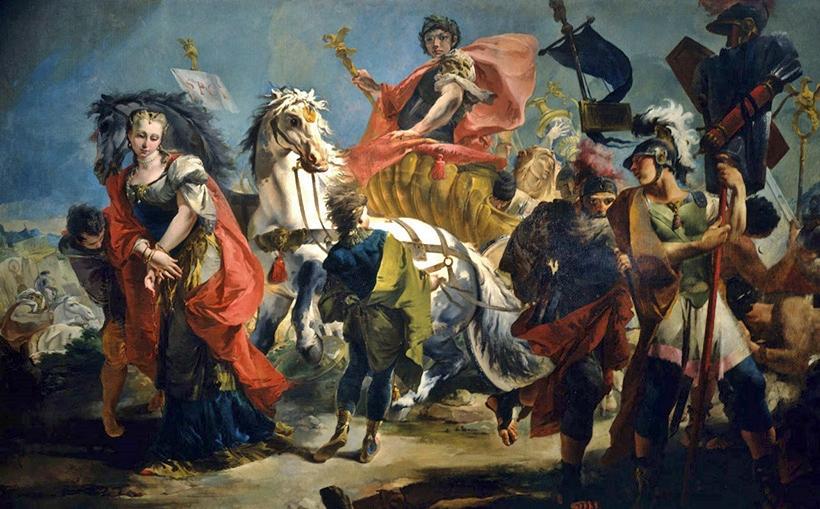 Триумф императора Аврелиана